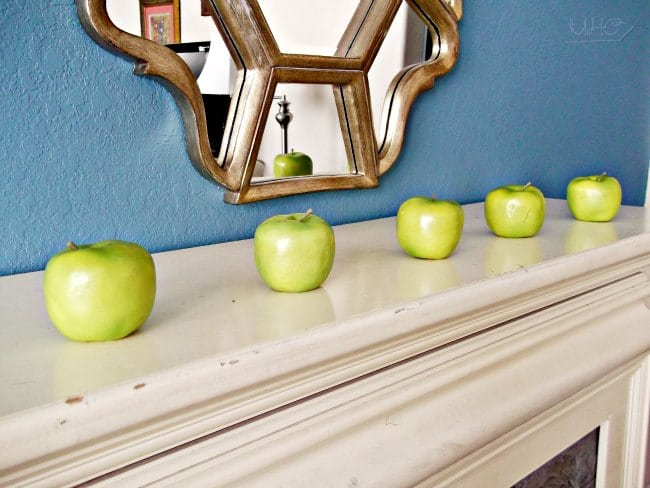 Discover 9 Ways to Display Apple Vase Filler at www.mrshinesclass.com