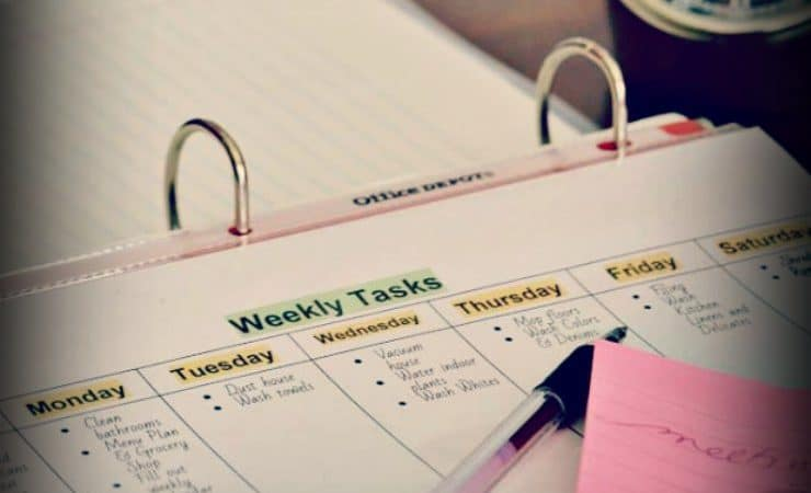 How to Effectively Manage Your Time and Schedule in 3 Easy Steps