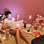 home decor, Lamps Plus, DIY, teen room