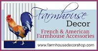 farmhouse decor button