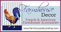 farmhouse decor button