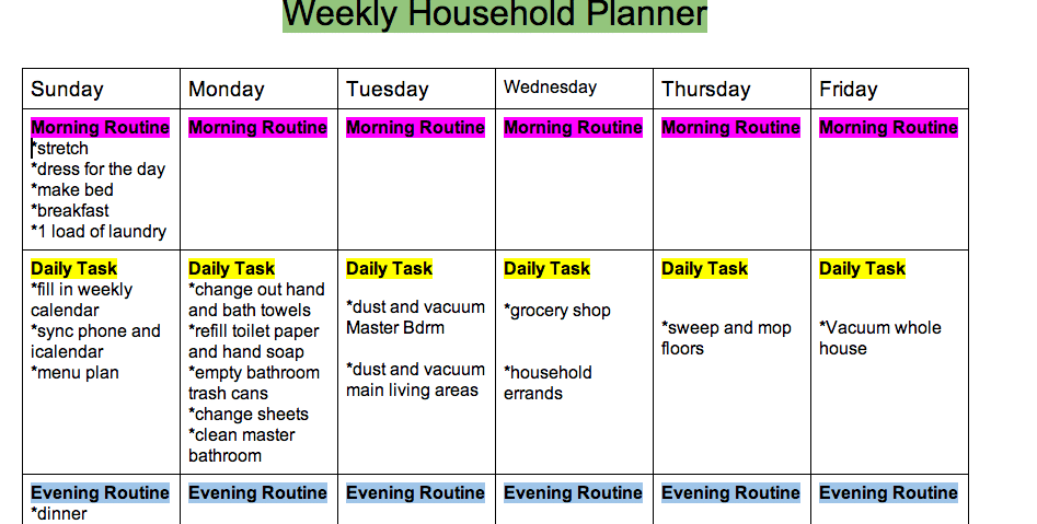 Everything you need to create your own Personal Planner at Mrs. Hines' Class