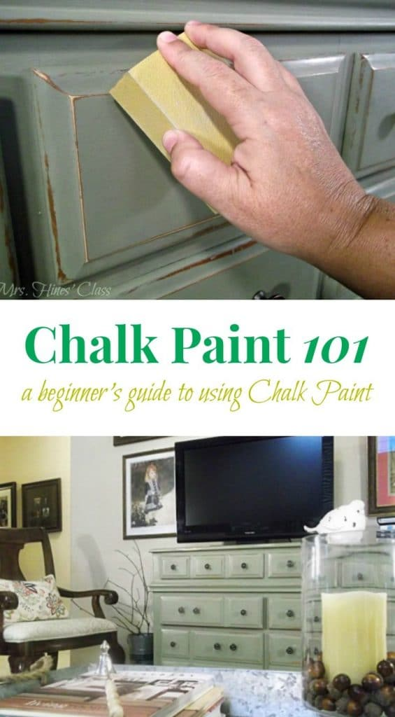 How To Paint Furniture With Annie Sloan Chalk Paint