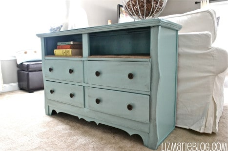 sofa table dresser