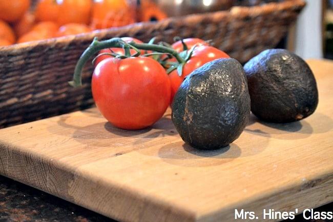 3 Ingredient Guacamole Recipe