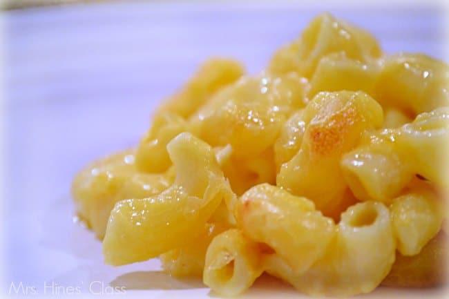 My Homemade Macaroni and Cheese