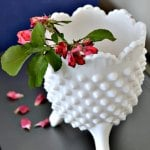 diy floral arrangements / rose buds / www.mrshinesclass.com