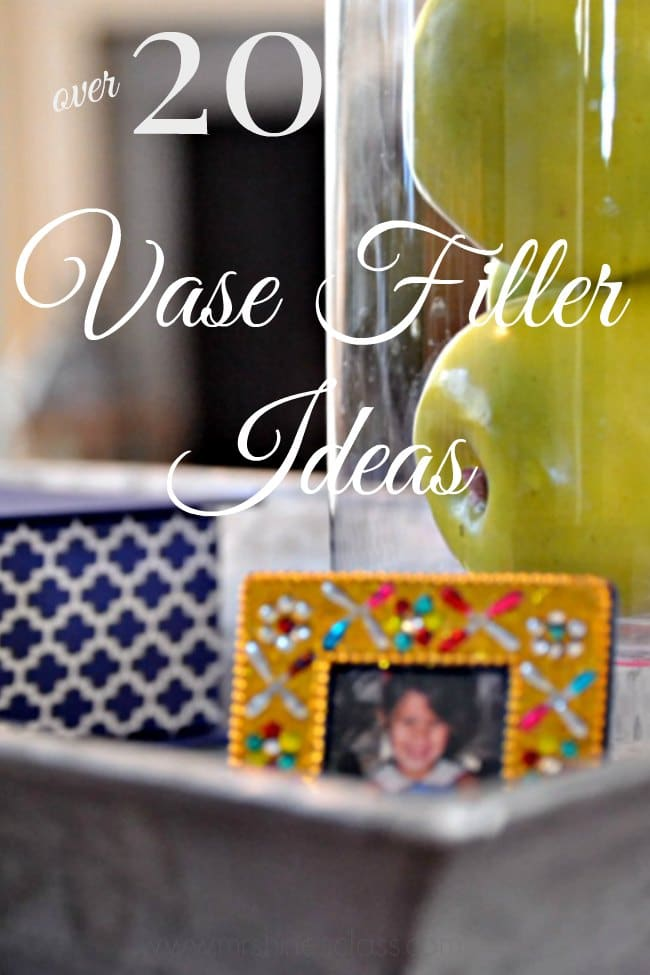 20 Easy Ideas For Vase Fillers Mrs Hines Class