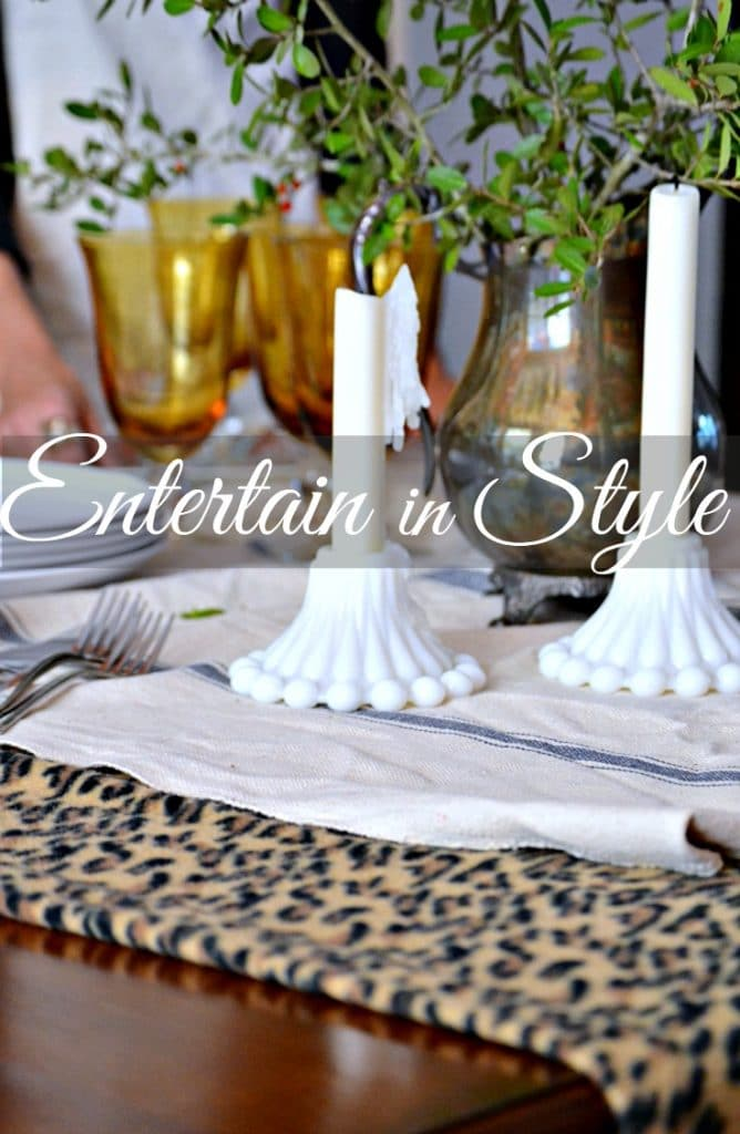 Learn how to Entertain in Style with these Must-Have Tips for Every Hostess #CleverGuides #eBayGuides #ad
