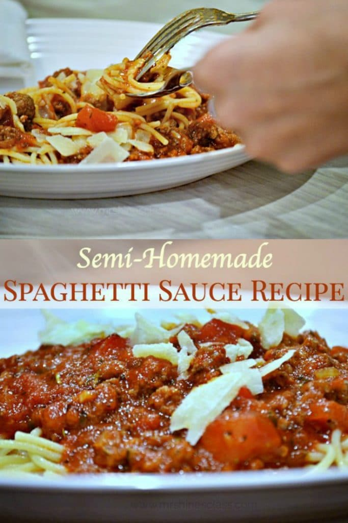 Get this 30 Minute Dinner recipe (it's even semi-homemade) at Mrs. Hines' Class. Serve it with my copycat Olive Garden Salad and you have an easy summer menu idea